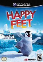 Happy Feet Nintendo Gamecube Game Complete