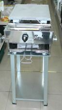 Barbecue a Gas Acciaio Inox Made in Italy BeP Barbecue Squalo piastra lavica