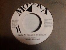 "The Other Half rock N roller at heart Ohio garage/punk rocker  45 7"""
