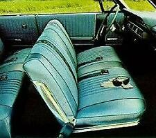 Galaxie 500 Convertible Interior Kit 1966 - Upholstery, Carpet, Top Boot etc
