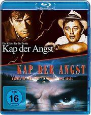 Blu-ray EIN KÖDER FÜR DIE BESTIE + KAP DER ANGST Gregory Peck,Robert De Niro NEU