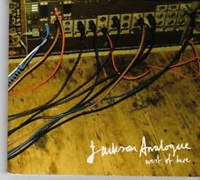(DX598) Jackson Analogue, West of Here - 2006 CD