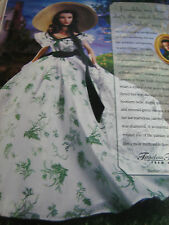 Mattel SCARLETT O'HARA Doll Ad Advertisement Only BARBEQUE TWELVE OAKS