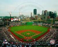 PNC PARK PITTSBURGH PIRATES 8X10 PHOTO *LICENSED* ROBERTO CLEMENTE