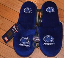 NEW Penn State Slippers - Size Adult Medium