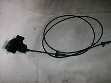 1998-2004 CADILLAC SEVILLE SLS STS OEM FACTORY HOOD RELEASE CABLE WITH HANDLE