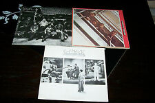3 2LPS FROM:BEATLES GENESIS THE ALMAN BROTHERS BAND