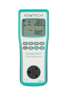 Kewtech - SMARTPAT - PAT Tester