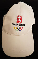 Beijing 2008 Olympic Cap. New without Tags. Very Lightweight Material. Beige.