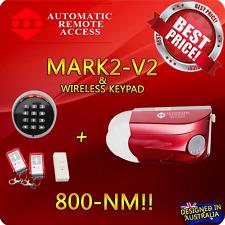 Sectional Tilt Door Opener ARA Mark2-V2 Garage Door Motor + Wireless Keypad