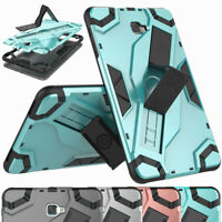 For Samsung Galaxy Tab A 10.1 (2016) SM-T580 T585 Rugged Protective Stand Case