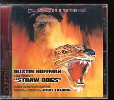 STRAW DOGS (Les Chiens de Paille)  Jerry FIELDING   INTRADA  2000 copies