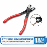 1x Car Clic & Clic-R Type Pliers Hose Collar Clips Swivel Drive Boot Angle Clamp