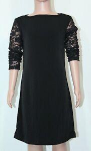 Submarine Girls Dress Size 8 Style 590 026 Color Black Nwt