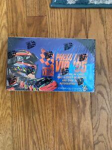 1995 Press Pass VIP NASCAR Racing Box