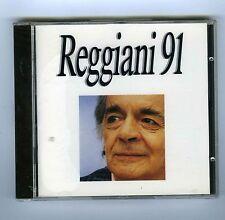 CD (NEUF) SERGE REGGIANI REGGIANI 91