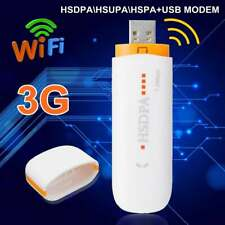 USB Modem HSDPAHSUPAHSPA+Dongle 7.2Mbps 3G Wireless Network  TF with Sim Card