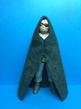 VINTAGE STAR WARS KENNER ACCESSORY-PRUNE FACE REPRO CLOAK..LILI LEDY DARK GREEN