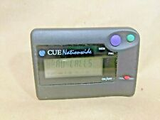Retro Pager Cue Nationwide Info Telecom Pager