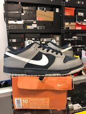 Nike Dunk Low Pro Obsidian 3M co.jp haze silver sb viotech plum vintage Size 10