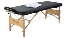 Sierra Comfort Portable Folding Massage Table With Carrying Case -.