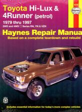 Revistas, manuales y catálogos de motor Hilux Toyota
