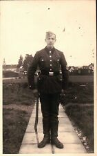 FOTO SOLDATO MILITARE TEDESCO Wehrmacht  1918 9-138