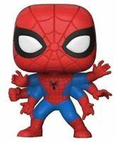 Spider-Man - Six Arm Spider-Man US Exclusive Pop! Vinyl R[S]-FUN29469-FUNKO