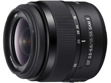 SONY DT 18-55mm F3.5-5.6 SAM II Lens SAL18552 Japan Ver. New  / FREE-SHIPPING
