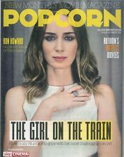 Popcorn: Emily Blunt, Evolution of Tom Hanks, Jason Statham, Steve Jobs Sep 2016