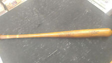 Vintage 1930s Max Harned Hillerich & Bradsby Professional Model Baseball Bat