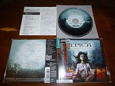 Epica / Design Your Universe JAPAN+1 A7