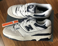 NEW New Balance 550 Mens Size 11 Navy White Sail Aime Leon BB550WA1 Leather