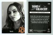 The Ex #C15 Sons Of Anarchy Season 4 & 5 Cryptozoic 2015 Character Bios Card