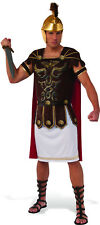 Adult Marc Anthony Costume Roman Soldier Greek Toga Adult Standard Size