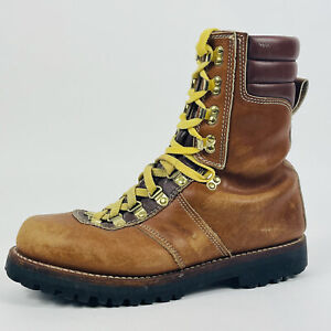 Men's Montblanc 9D VTG Mountaineer Hiking Work Thinsulate Boots 86088