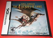 Final Fantasy: The 4 Heroes of Light Nintendo DS *New! *Sealed! *Free Shipping!