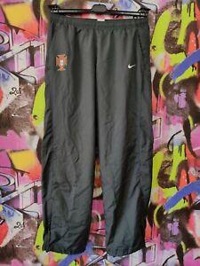 Portugal National Football Team Soccer Pants Sweatpants Nike Mens Size L