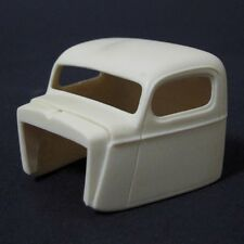 1941 Chevy chopped truck cab 1/24th - 1/25th Jimmy Flintstone Resin Body nb291