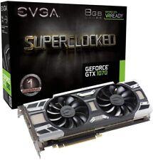 EVGA GeForce GTX 1070 Superclocked 8GB Gaming Video Card