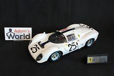 GMP Ferrari 412P 1967 1:18 #25 Rodriguez / Baghetti 24h Le Mans (PJBB)