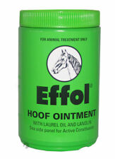 Effol Hoof Dressing Ointment Grease Natural Oil Green CLEAR horse pony care 900g