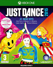 Just DANCE 2015 KINECT XBOX ONE * NUOVO SIGILLATO PAL *