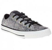 Converse All Star Cracked Leather Ox 551591c [Size 36] Ladies Sneaker Chucks New