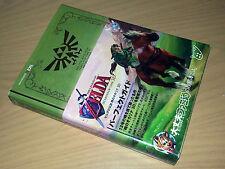 Ocarina 3D Perfect Guide Legend of Zelda GUIDA USATA OTTIMO ED JAP VBCJ 53333