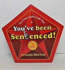 "COUNTRY MUSIC Edition CARD GAME Family Word Combination /""YOU/'VE BEEN SENTENCED/"""