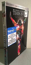Michael Jackson This Is It Limited Edition 2-disc DVD