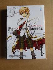 PANDORA HEARTS Vol.1 2012 - Jun Mochizuki edizione Star Comics  [G371E]