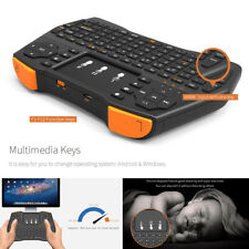 Wireless Keyboard Touchpad Mouse Combo For PC Smart TV Android TV Box Computer m