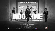 1 place concert Indochine Stade de France Paris juin 2021